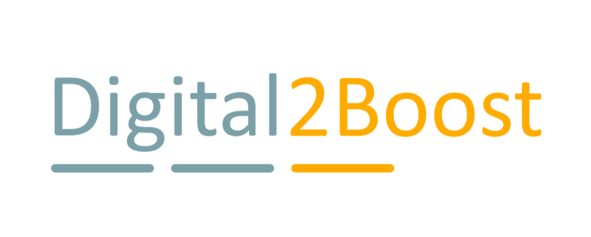 Logo Digital2Boost